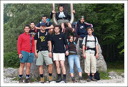 Delegacija ŠKMŠ